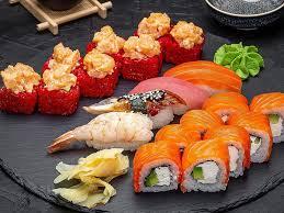 Скажи «конничива» доставке суши во Владивостоке