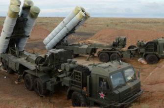 В России провели испытательные стрельбы ЗРК С-500