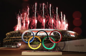 Церемония открытия Олимпиады 2020 в Токио проходит по плану