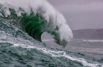 На Аляске объявлена угроза цунами после 8-бального землетрясения