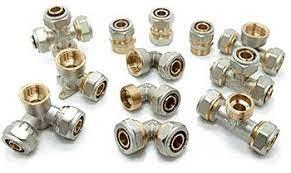 Какие бывают фитинги для металлопластиковых труб
