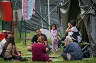 В Литве начались беспорядки в пункте содержания мигрантов