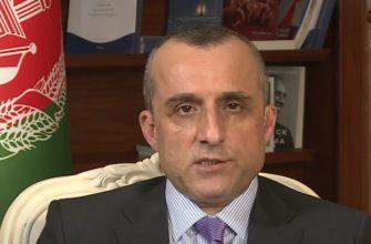 Бывший премьер Афганистана Салех объявил себя главой государства
