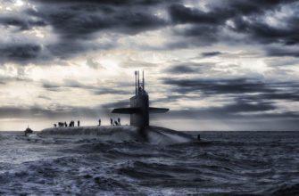 Минобороны РФ прокомментировал инцидент с атомной подлодкой «Орел»
