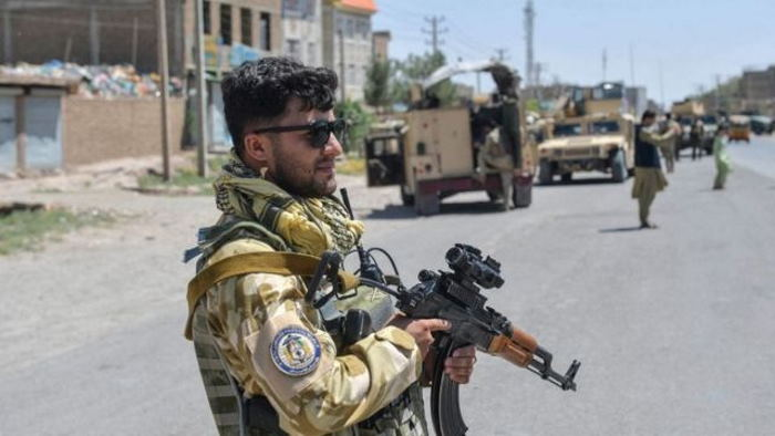 Талибан захватывает Афганистан: пали Кандагар и Герат