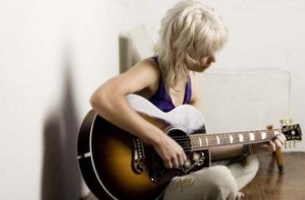 Гитара: как научится играть на музыкальном инструменте