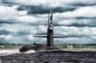 Инцидент с атомной подлодкой США в Южно-Китайском море
